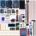 Smart Electronics Beautiful Keyes Diy Tool Kit For Arduino Starter Uno R3+breadboard+leds+resistors+usb Invigorating Blood Circulation And Stopping Pains Smart Home